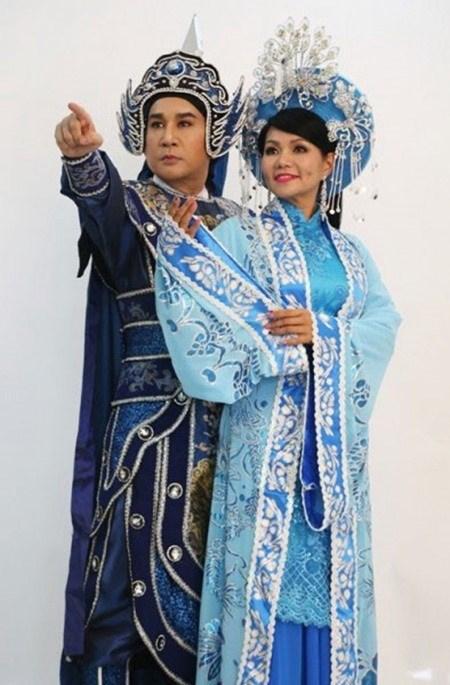 Cai luong play highlights veteran artists hinh anh 1