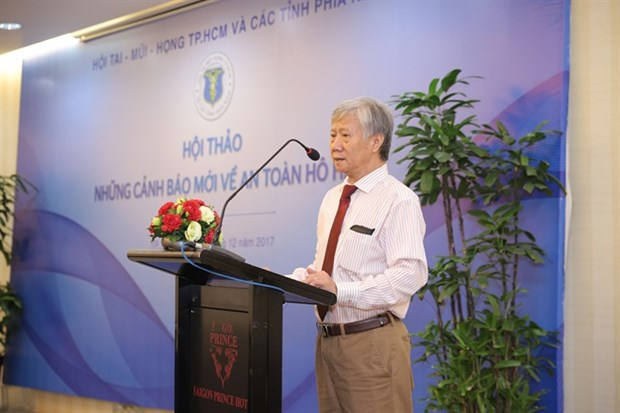 Experts slam Vietnam's air pollution hinh anh 1