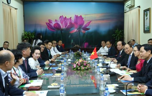 Investors' recommendations welcomed to improve business climate: PM hinh anh 1