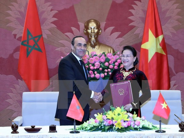 Vietnam, Morocco parliaments' new deal expected to boost bilateral ties hinh anh 1