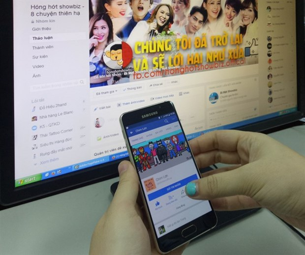 Vietnam social media users face crime and fraud hinh anh 1