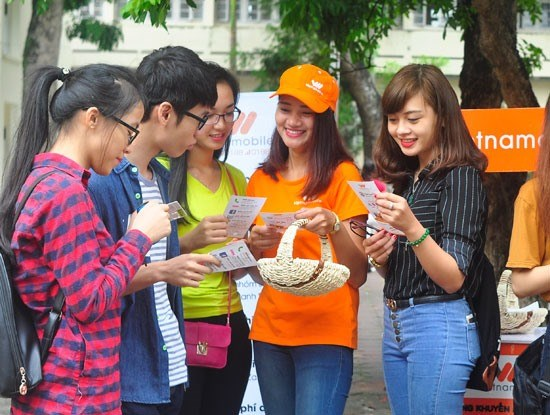 Vietnamobile enters 4G market hinh anh 1