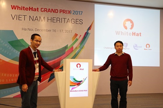 Vietnam wins global cyber security competition hinh anh 1