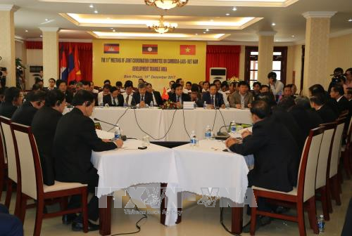 CLV Development Triangle Area meeting ends with success hinh anh 1
