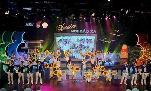 Over 660,000 USD collected for islanders, soldiers hinh anh 1
