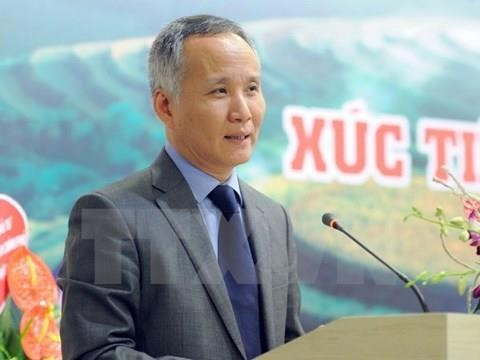 Vientiane forum seeks to boost Vietnam-Laos trade hinh anh 1