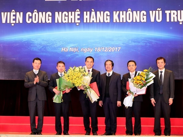 School of Aerospace Engineering rolled out hinh anh 1