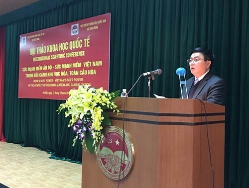 Soft power promotes Vietnam-India cooperation hinh anh 1
