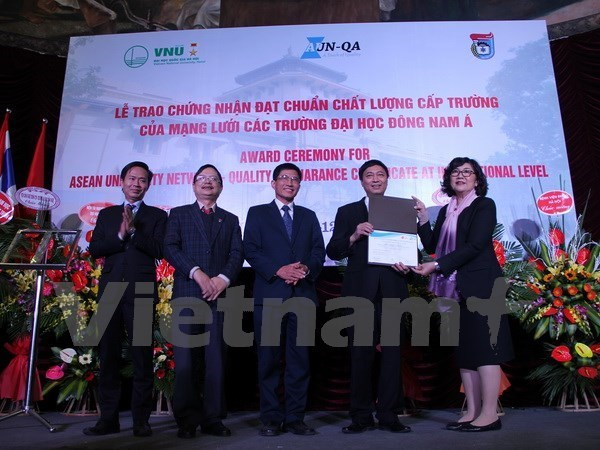Local university gains AUN-QA accreditation hinh anh 1
