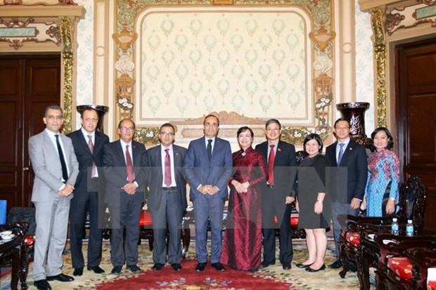 HCM City willing to cooperate with Moroccan localities: official hinh anh 1