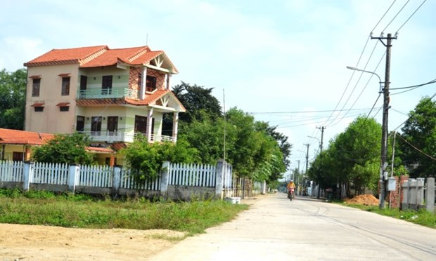 Quang Ninh spends 13 trillion VND on building new style rural areas hinh anh 1