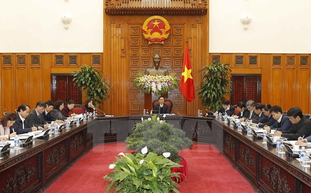Deputy PM calls for business involvement in social welfare hinh anh 1