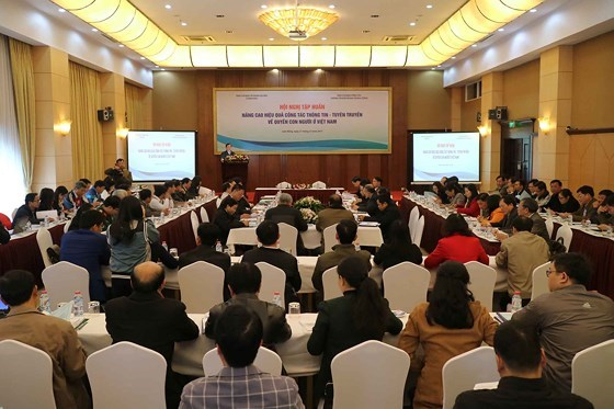 Workshop fosters promotion of VN's achievements in human rights hinh anh 1