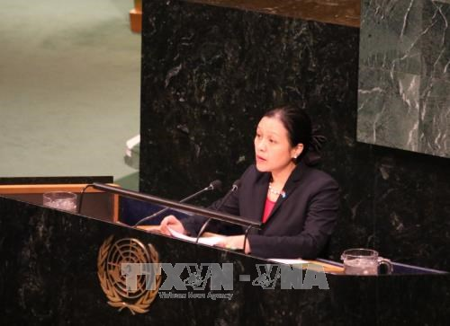 Vietnam calls for UN's comprehensive strategy to maintain peace hinh anh 1