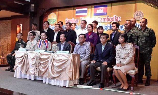 Thailand, Cambodia to boost border trade hinh anh 1