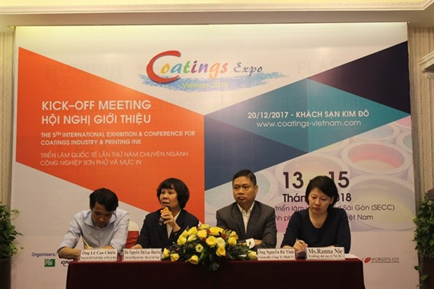 Bright prospects for Vietnam's paint sector hinh anh 1
