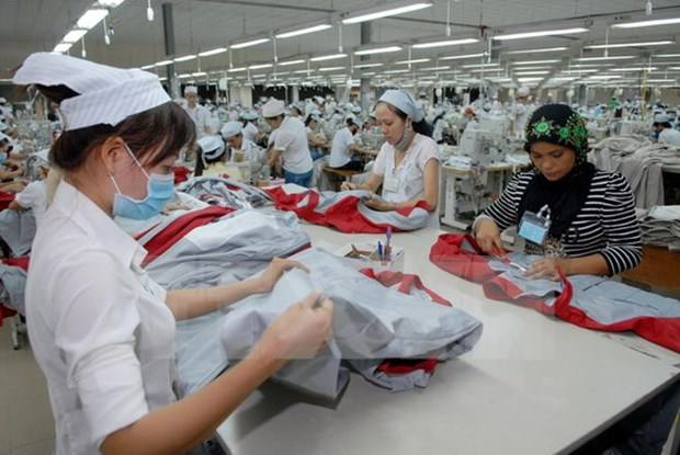 Dong Nai attracts 1.3 billion USD in FDI in 2017 hinh anh 1