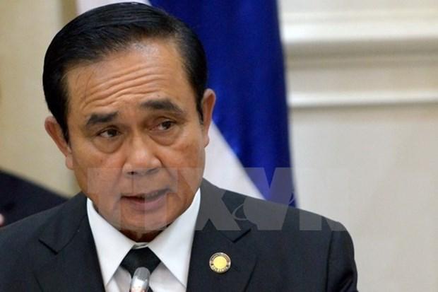 Thailand may lift political ban in June next year hinh anh 1