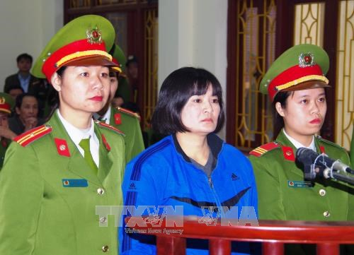 Verdict for anti-State instigator Tran Thi Nga remains unchanged hinh anh 1