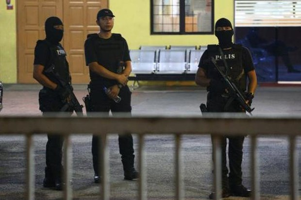 Malaysia arrests 20 suspects with link to recent terrorist activities hinh anh 1