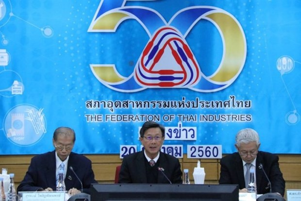 Thailand's Nov. industrial confidence index hits 8-month high hinh anh 1