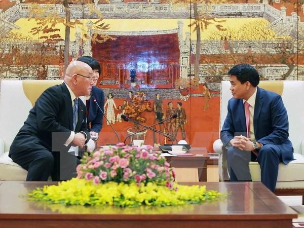 Cherry Blossom Festival marks Vietnam-Japan diplomatic ties hinh anh 1