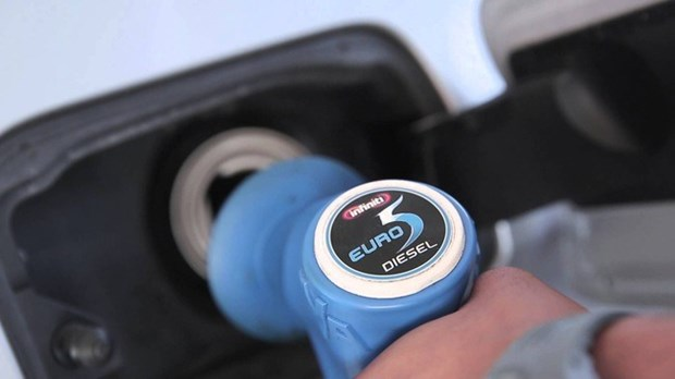 Vietnam bans dirty diesel cars from January 1 hinh anh 1