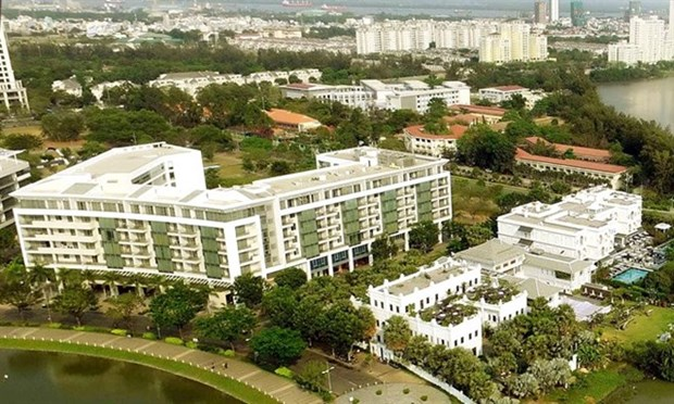 Infrastructure lifts HCM City property market hinh anh 1