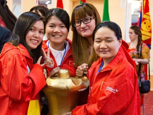 Masters compete at world rapid, blitz chess competition hinh anh 1