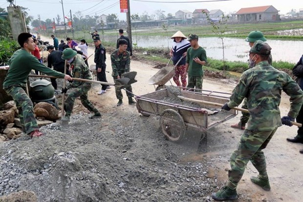 Nearly 2,900 communes recognised as new rural areas hinh anh 1