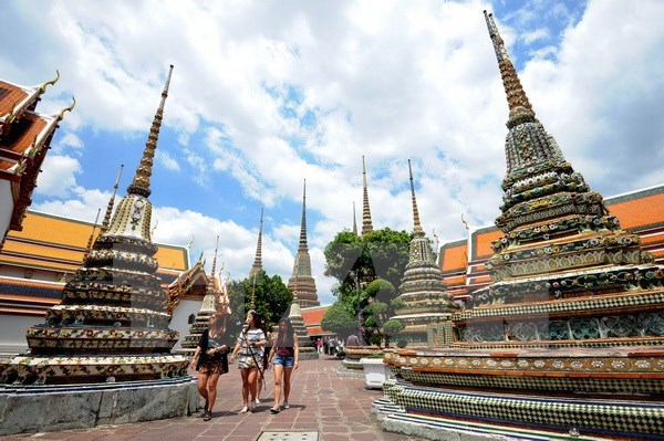Thailand sees tourist arrivals up 23.2 percent in November hinh anh 1