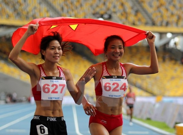 Vietnamese sports sector wins 425 golds in 2017 hinh anh 1