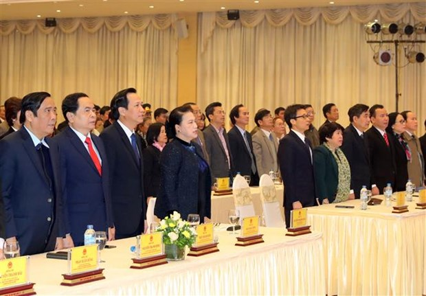 More revolutionary contributors honoured hinh anh 1