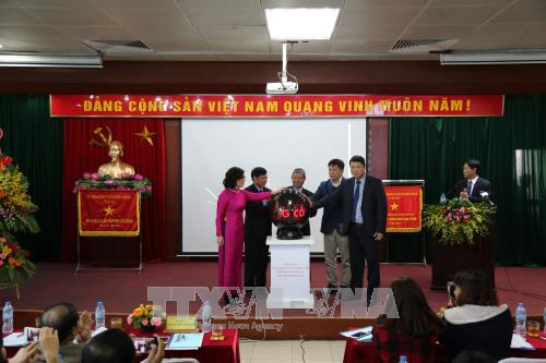 Hanoi business information portal launched hinh anh 1
