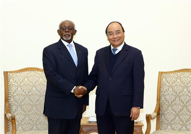 PM offers to share rice cultivation experience with Cameroon hinh anh 1