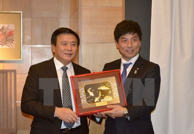 CPV Central Committee Secretary visits Japan hinh anh 1