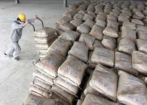 Cement consumption reaches 80 million tonnes in 2017 hinh anh 1