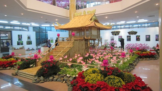Hanoi exhibition to feature flowers hinh anh 1