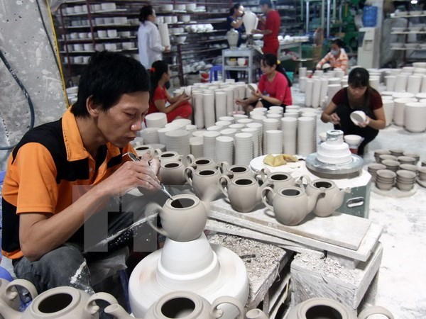 Hanoi targets 10 percent growth in rural industry in 2018 hinh anh 1