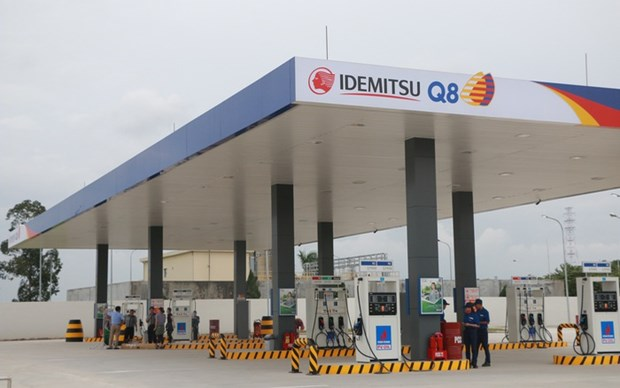 Japan's Idemitsu Kosan to build 2nd petrol station in Vietnam hinh anh 1