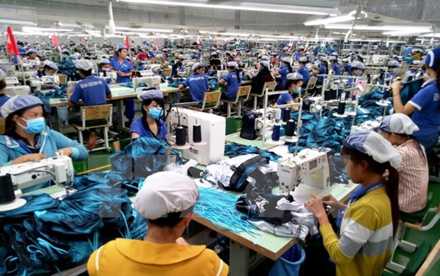 VNA selects 10 outstanding economic events hinh anh 1