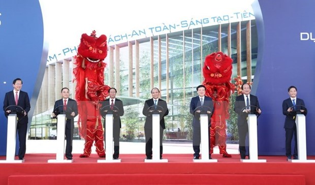 VNA selects 10 outstanding economic events hinh anh 6