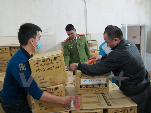 Smuggling cases down in number, up in value in 2017 hinh anh 1