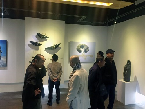 Korean art exhibition to celebrate diplomatic relations hinh anh 1