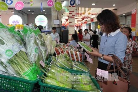 HCM City prepares goods for Tet worth 789 million USD hinh anh 1