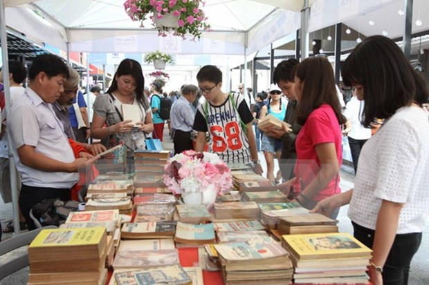 HCM City Book Expo to feature 350,000 publications hinh anh 1