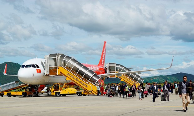 Vietjet Air offers 2 million tickets from 0 VND hinh anh 1