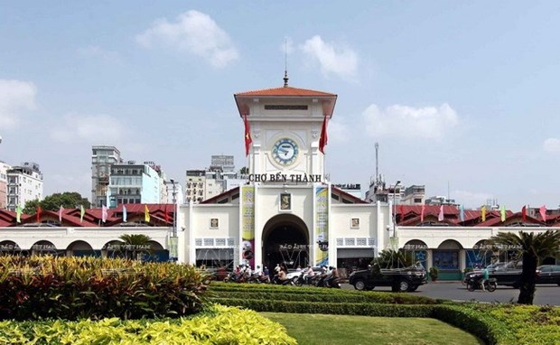 HCM City eyes 7.5 million foreign visitors in 2018 hinh anh 1