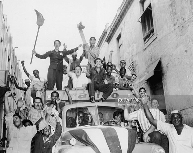 Congratulations sent to Cuba on Revolution Day hinh anh 1