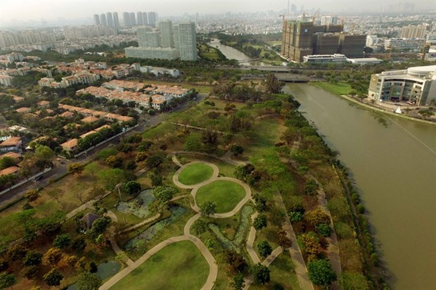 Vietnam needs more green urban development hinh anh 1